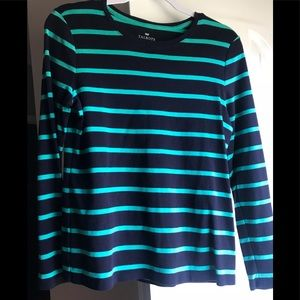Talbot's Long sleeve knit top